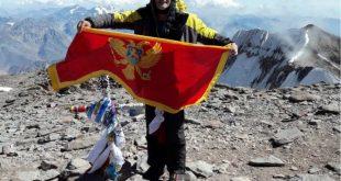 Kotoranin osvojio najviši vrh Južne Amerike Akonkagvu