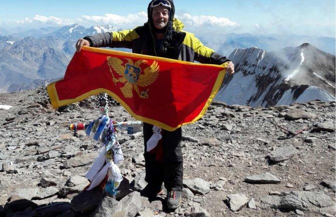 Photo of Kotoranin osvojio najviši vrh Južne Amerike Akonkagvu