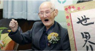 Zvanično najstariji čovjek na svijetu otkriva TAJNU dugovječnosti