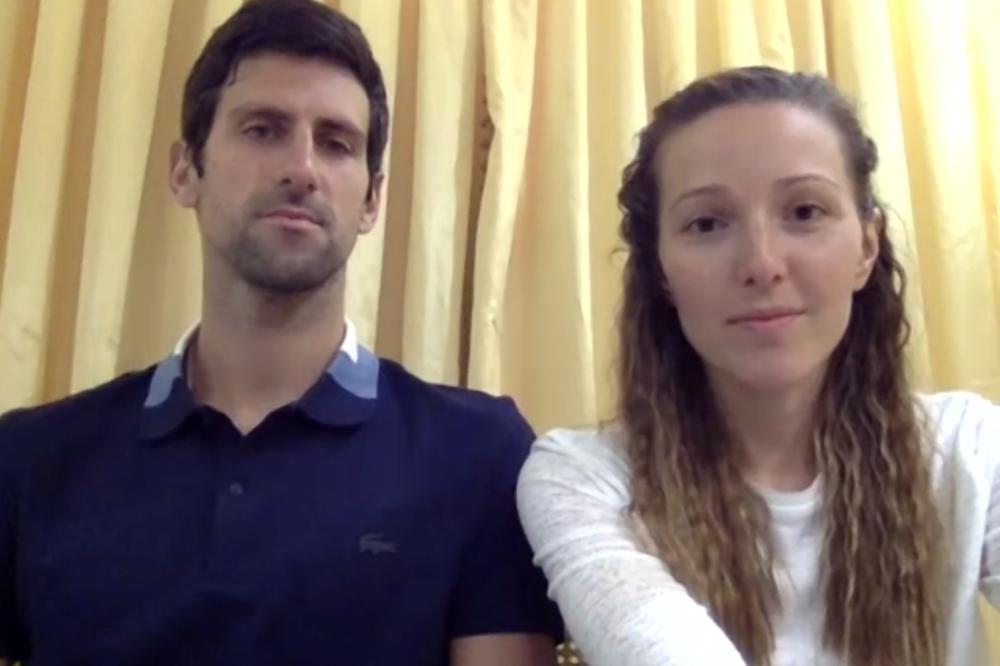 Photo of ĐOKOVIĆI POKAZALI VELIKO SRCE: Novak i Jelena donirali milion eura za respiratore i medicinska sredstva