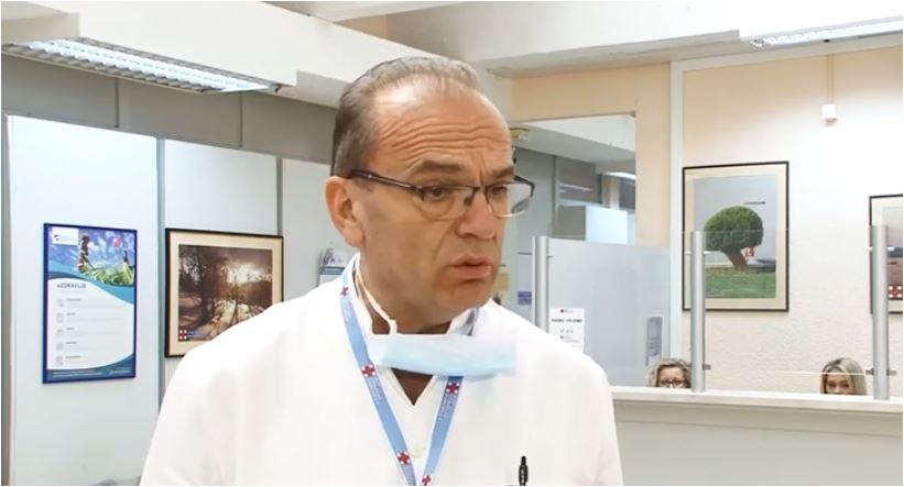 Photo of KAVARIĆ: U DZ Podgorica dnevno se uradi oko 200 do 250 brzih testova, od čega je 50 odsto pozitivnih