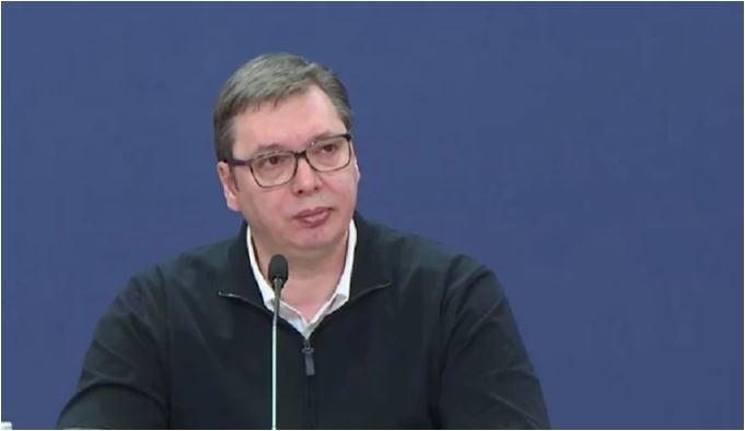Photo of VUČIĆ: Danas je za Srbiju težak dan, pogotovo po broju preminulih