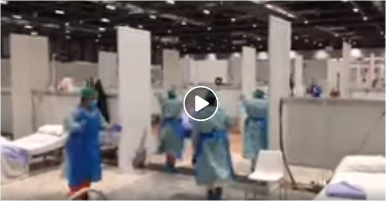 Photo of KAD UMORNI LJEKARI ZABAVE PACIJENTE: Pogledajte kako oni to rade! (VIDEO)