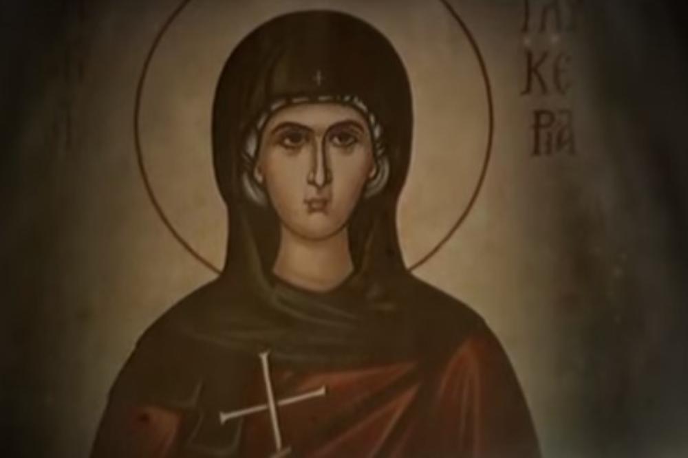 Photo of NA DANAŠNJI PRAZNIK PRAVOSLAVCI NE JEDU MESO, NITI PALE SVIJEĆU: Evo zbog čega, danas slavimo svetu mučenicu Glikeriju