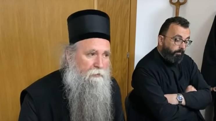 Photo of Nikšićko tužilaštvo podnijelo optužni predlog protiv Joanikija i sveštenika