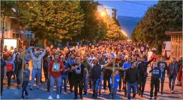 Photo of Policija se obratila Vučuroviću: U Beranama nisu razlog tuče litije, nego sječa šume