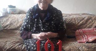 ČESTITKE: Cetinjanka Danica proslavila 101. rođendan