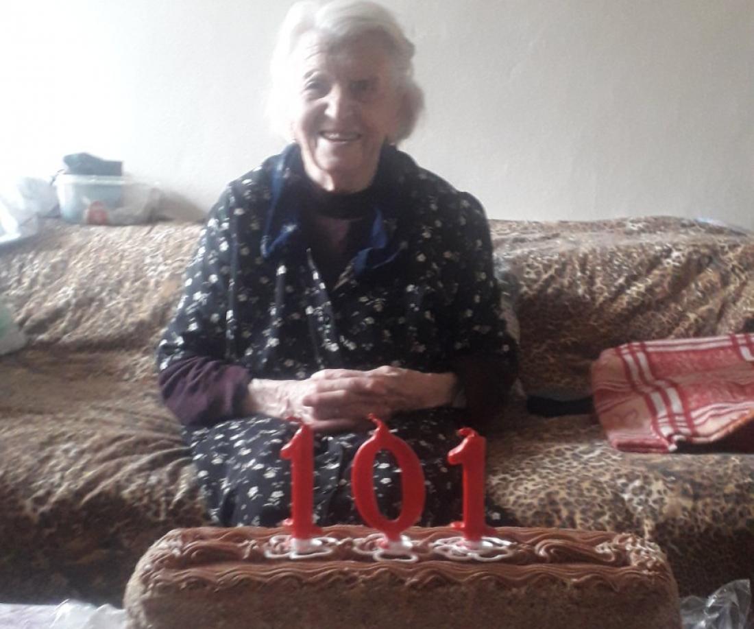 Photo of ČESTITKE: Cetinjanka Danica proslavila 101. rođendan