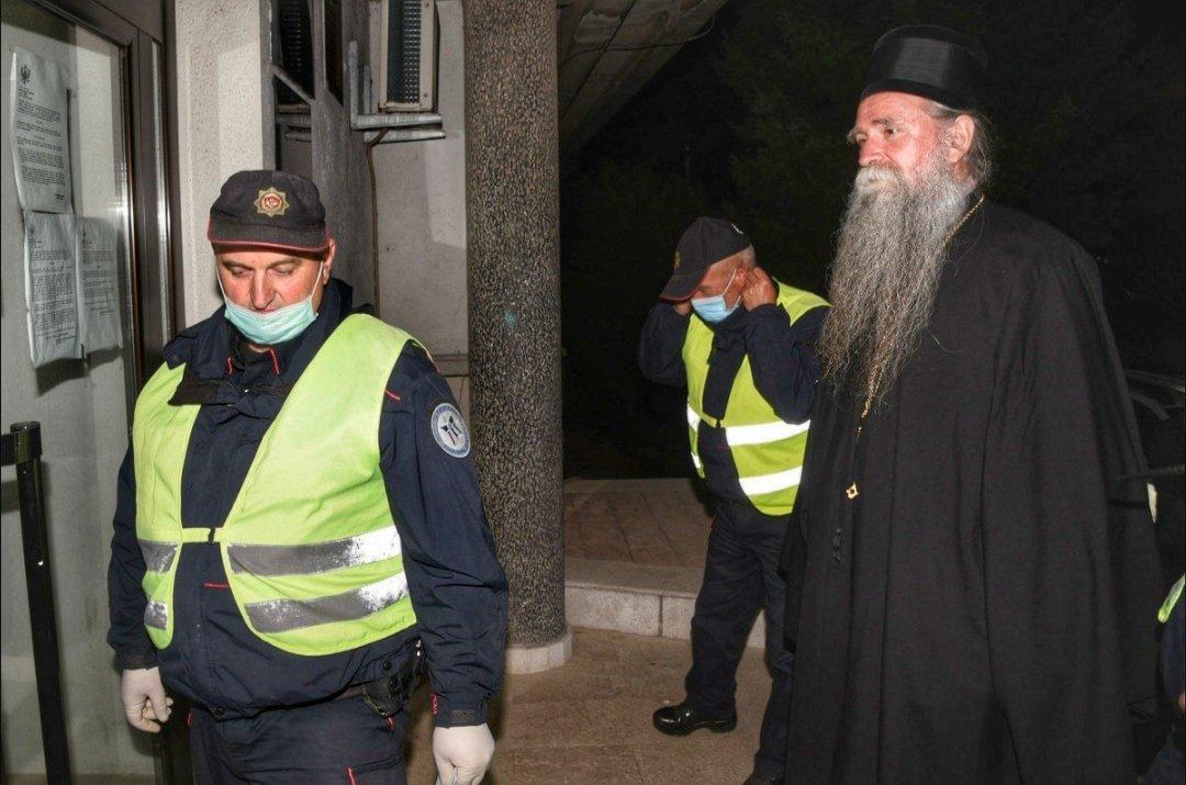 Photo of Danas ročište u postupku protiv Joanikija i sveštenika SPC