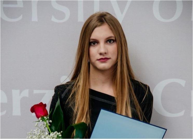 Photo of LANA JE NAJBOLJI STUDENT FAKULTETA LIKOVNIH UMJETNOSTI: Budućnost između želje i mogućnosti