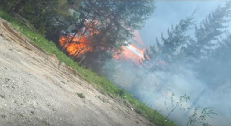 Photo of DIREKTORAT ZA VANREDNE SITUACIJE UPOZORIO: Veliki rizik od požara od 29. jula do 4. avgusta