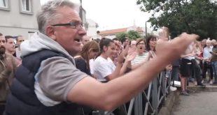 """""""MILO ME POSLAO NA DUBROVNIK, IZGUBIO SAM OKO"""" Ratni veteran pozvao policajce da """"ne ginu za Đukanovića"""" (VIDEO)"""