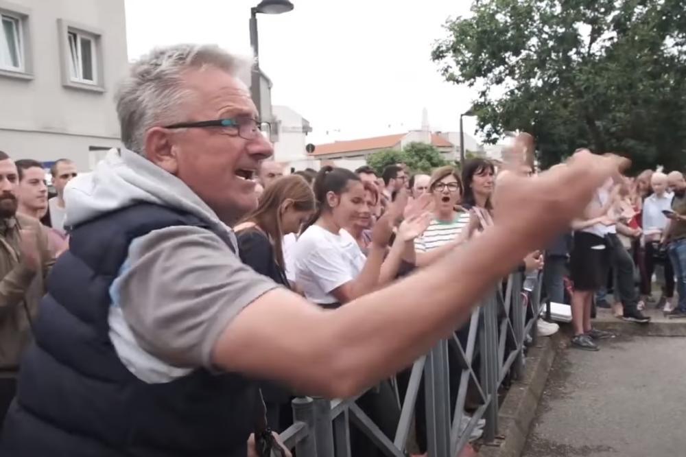 """Photo of """"MILO ME POSLAO NA DUBROVNIK, IZGUBIO SAM OKO"""" Ratni veteran pozvao policajce da """"ne ginu za Đukanovića"""" (VIDEO)"""