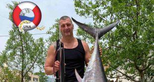 ULOV MJESECA: Grivić puškom ulovio tunu od 82 kilograma