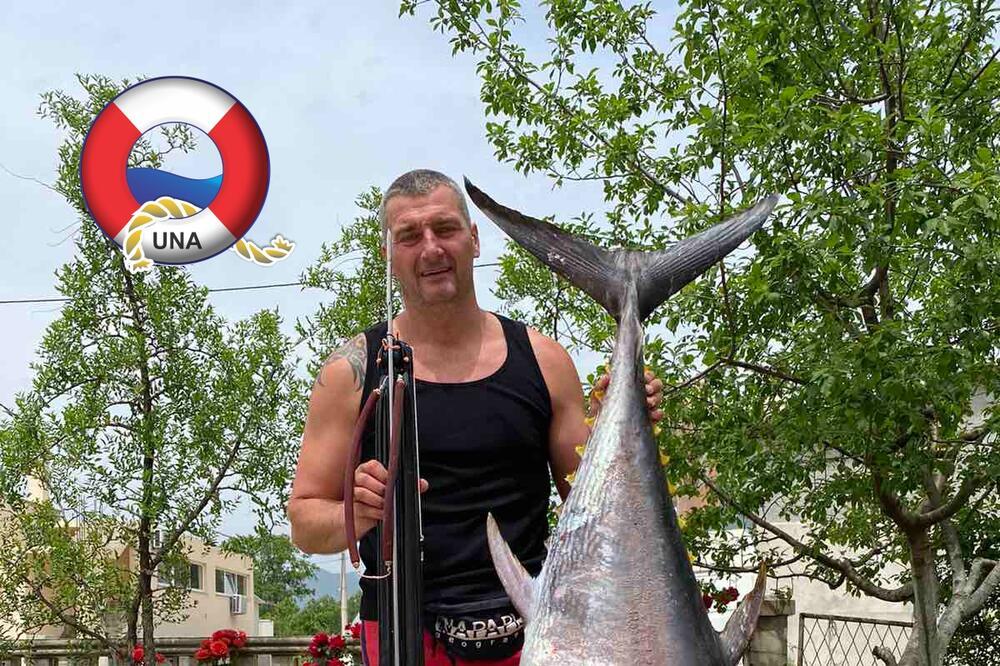 Photo of ULOV MJESECA: Grivić puškom ulovio tunu od 82 kilograma