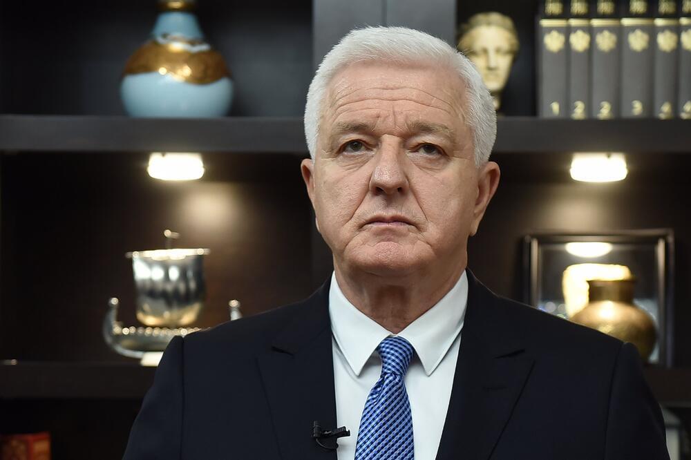 """Photo of MARKOVIĆ """"BOJKOTUJE"""" PARLAMENT: Ne želi da učestvuje u radu Skupštine"""