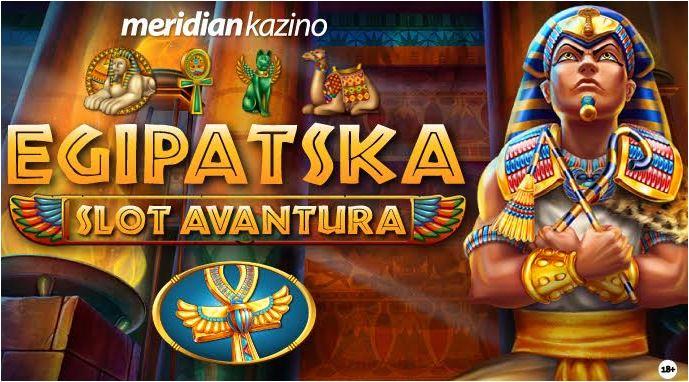 Photo of Egipatska slot avantura u Meridianbetu – idealna kombinacija dobrog provoda i spektakularnih nagrada