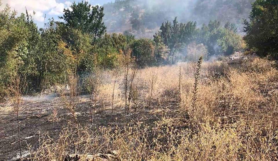 Photo of PODGORICA: Gorjelo na više lokacija, vatrogasci intervenisali 34 puta