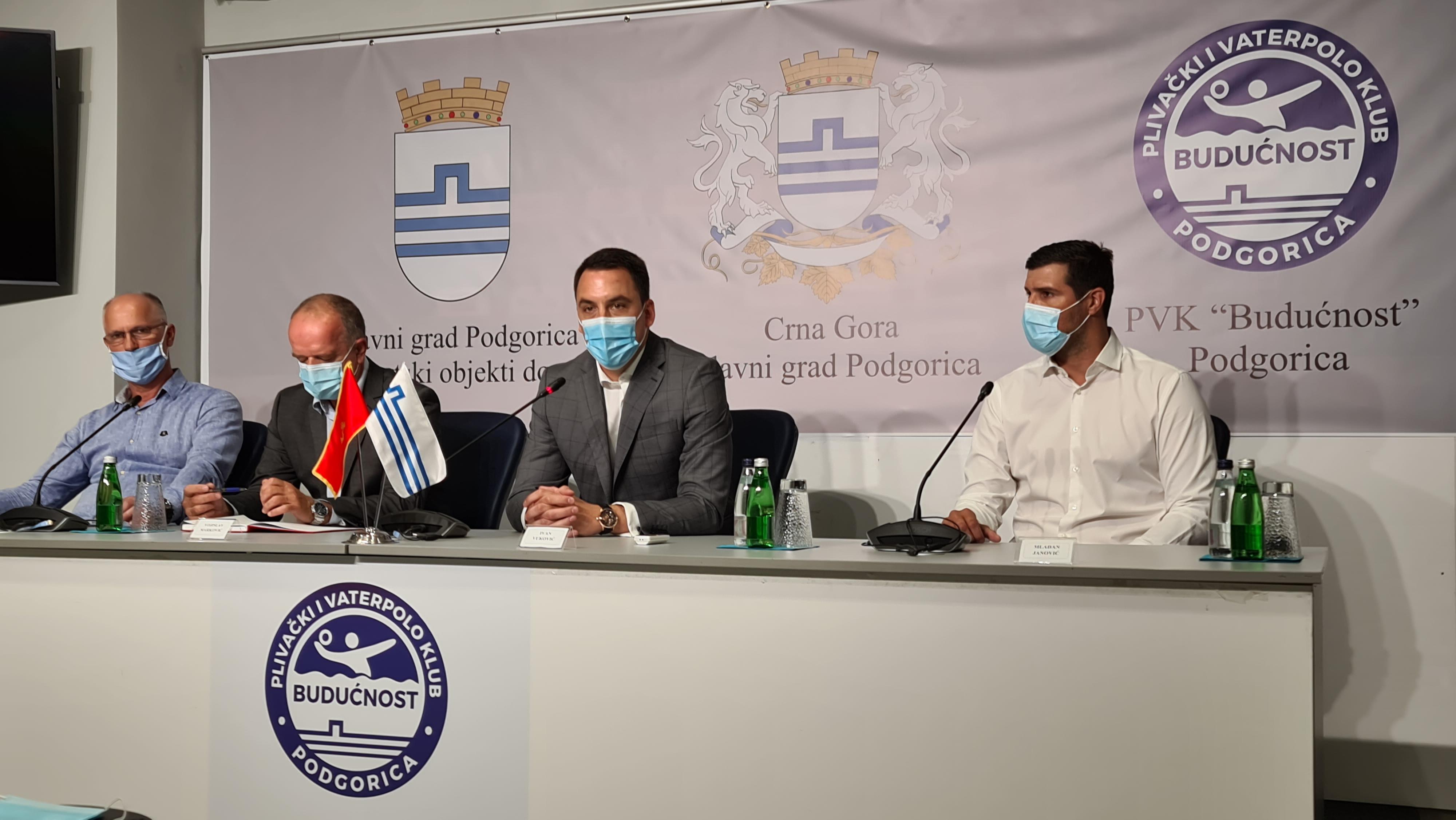 Photo of DVIJE GODINE USPJEŠNOG RADA PVK BUDUĆNOST: Kroz saradnju sa VK Primorac do još većih uspjeha i rezultata
