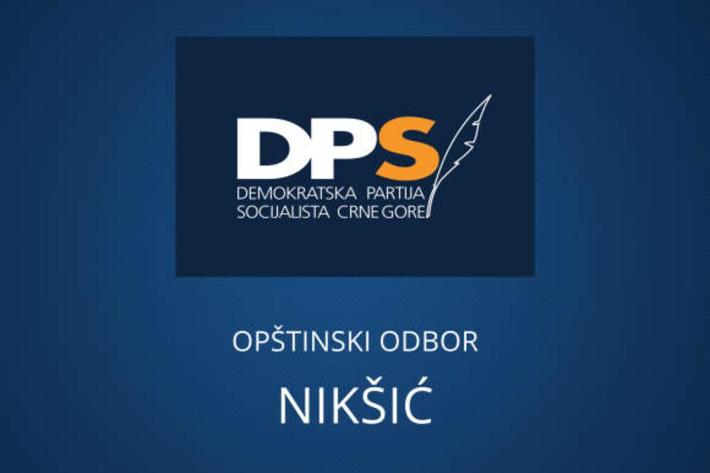 Photo of OO DPS NIKŠIĆ: Medojević da objasni ulogu Vlada Mandića  i ljudi iz AMS Srbije u Nikšiću