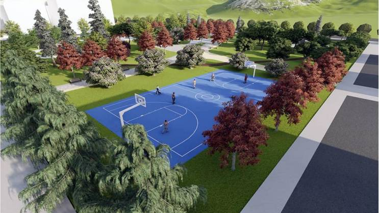 Photo of PODGORICA: Pogledajte kako će izgledati novi park na Zabjelu