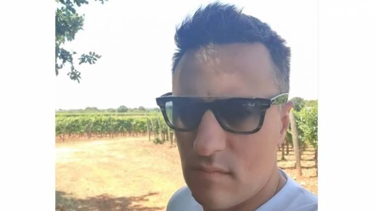 Photo of ANDRIJA MILOŠEVIĆ POBJEGAO U VINOGRADE: Glumac objavio video snimak, a OVO ga je posebno razveselilo