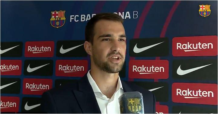Photo of CAREVIĆ POTPISAO NOVI UGOVOR: Još tri godine u Barseloni (VIDEO)