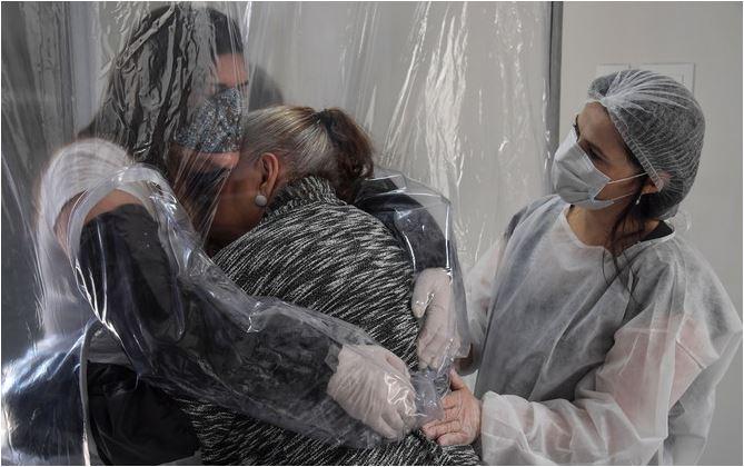 """Photo of FENOMEN """"DUGI KOVID"""" ZABRINUO LJEKARE: Snimak pluća otkriva problem, ali on ne nestaje nakon preležane korone"""