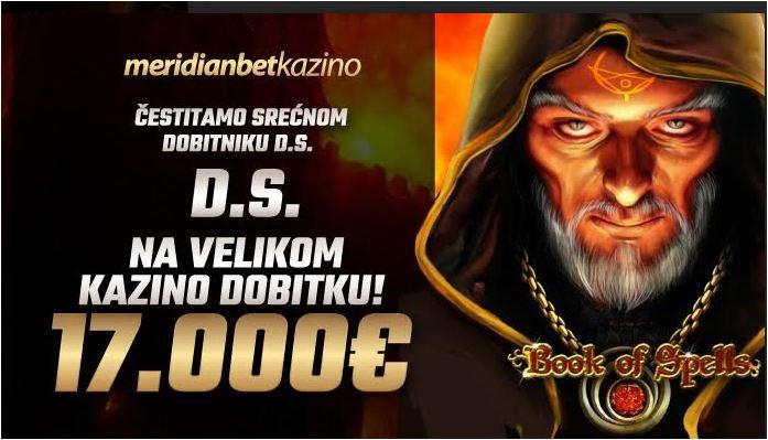 Photo of Kazino dobitak od 17.000€ otišao u grad od skalina!