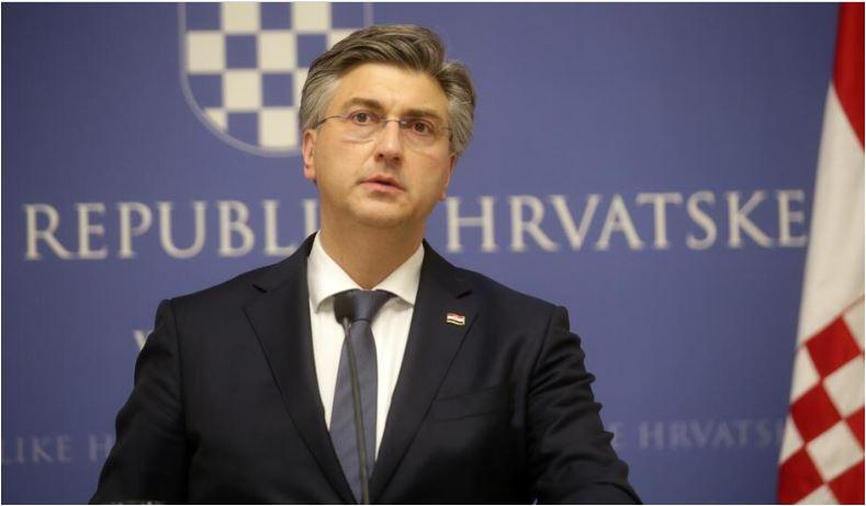 Photo of Andrej Plenković pozitivan na koronavirus