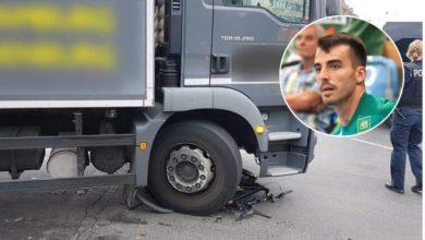 """Photo of """"OSJETIO SAM TEŽINU KAMIONA NA STOMAKU"""": Miloš Vujović za VOP otkrio detalje saobraćajne nesreće u Berlinu"""