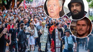 Photo of PROSLAVLJENI SRPSKI SPORTISTI UZ SPC U CRNOJ GORI: Miličić, Gurović, Pižon… DPS: To su srpski nacionalisti
