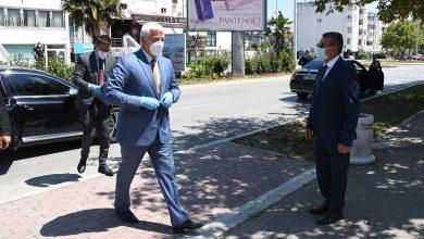 Photo of MARKOVIĆ U ULCINJU: Vlada će i dalje pomagati da prebrodite krizu, ali morate iskoristiti sve potencijale