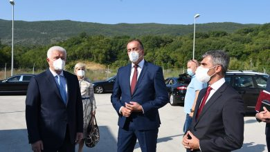 Photo of MARKOVIĆ U TIVTU: Beskompromisno ćemo obezbijediti realizaciju nove vizije razvoja Aerodroma Crne Gore