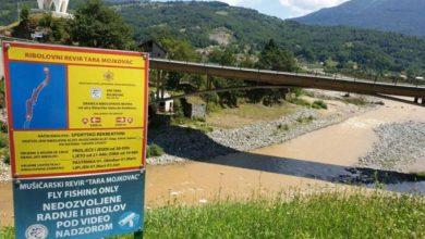 Photo of TRAŽE POMOĆ UNESKA: Tara služi za odlaganje otpada, suza Evrope puna betona i gline