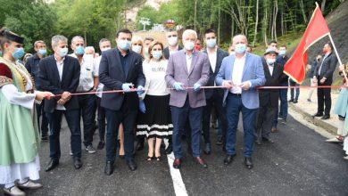 Photo of VODI KA ĐALOVIĆA PEĆINI: Marković otvorio put Bistrica – Podvrh ( VIDEO)