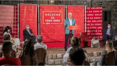 Photo of MARKOVIĆ: Pobijedićemo jer branimo demokratske vrijednosti na svakoj stopi Crne Gore