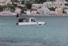 Photo of DŽIPOM SE PROVOZAO PO MORU: Kupači na hrvatskoj plaži ostali zaprepašćeni (FOTO)