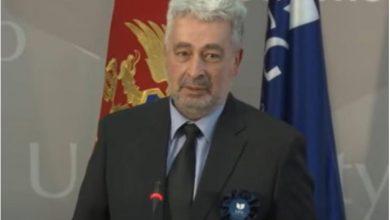 """Photo of DIGAO GLAS ZBOG SVETINJA: Ko je Zdravko Krivokapić koji će """"stati na crtu"""" DPS-u"""