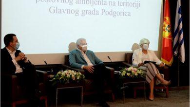 Photo of POSLOVNI SAVJET PODGORICE: Mjere Vlade i Glavnog grada najefikasniji odgovor na posljedice koronavirusa