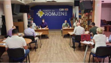Photo of MEDOJEVIĆ VIŠE NEĆE BITI POSLANIK: PZP odlučio da jača mlade snage