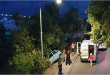 Photo of LUDA SREĆA: Novljanin sletio s puta i zaustavio se u rastinju (FOTO)