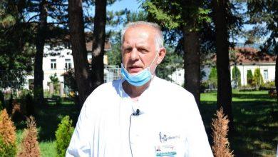 Photo of NA BOLNIČKOM LIJEČENJU: Direktor Opšte bolnice Berane i dva ljekara pozitivni na koronavirus