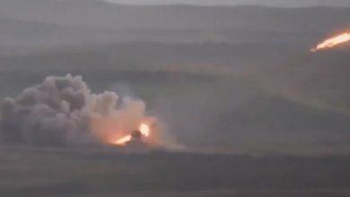 Photo of GORI KAVKAZ, MIR NIJE NI BLIZU: Jermenija: Uništen je azerbejdžanski teški raketni lanser TOS-1A (VIDEO)
