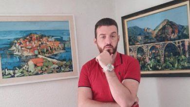Photo of VUKČEVIĆ: Težim da moje slike šalju društvu poruke, nerijetko kritike