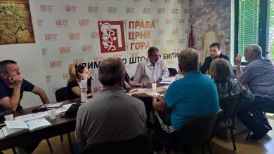 Photo of PRAVA CG NIKŠIĆ: Mjere NKT-a prijete egzistenciji građana