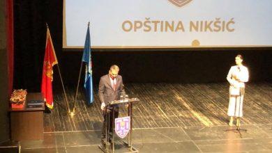 Photo of NAJAVIO KRAJ MANDATA I PENZIJU: Grbović odlazi sa funkcije predsjednika Opštine Nikšić