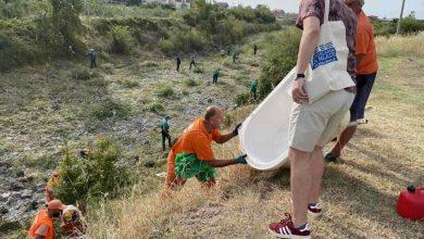 Photo of Organizovana akcija čišćenja korita rijeke Sitnice