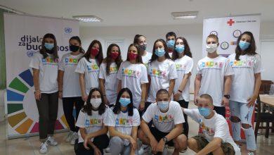 Photo of Crveni krst Crne Gore realizovao kamp: Mladi učili o kulturi nenasilja i mira