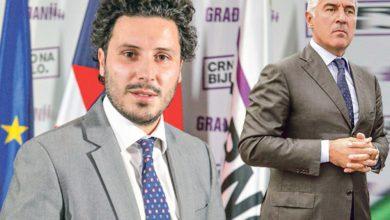 Photo of ABAZOVIĆ UZVRATIO ĐUKANOVIĆU: Providno je tvitnuo da on lično nije dužan, ali je njegova kompanija blokrana na 12,5 miliona